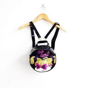 """Danielle Nicole : Rugrats """"Get Real"""" Backpack NWT"""